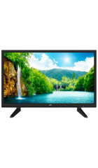 """24"""" Телевизор Leff 24H110T чёрный 1366x768, HD READY, 50 Гц, DVB-T2, DVB-T, DVB-C, DVB-S2, DVB-S, USB, HDMI"""