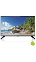 "32"" Телевизор BBK 32LEX-7145/TS2C черный 1366x768, HD READY, 50 Гц, WIFI, SMART TV, DVB-T, DVB-T2, DVB-C, USB, HDMI"