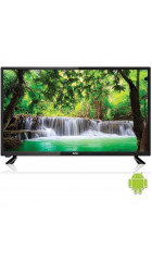 "32"" Телевизор BBK 32LEX-7154/TS2C черный 1366x768, HD READY, 50 Гц, WIFI, SMART TV, DVB-T, DVB-T2, DVB-C, USB, HDMI"