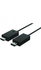 Беспроводной видеоадаптер Microsoft V2 P3Q-00022 HDMI 0.3м черный
