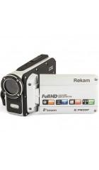 Видеокамера Rekam DVC-380 серебристый