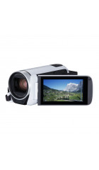 """Видеокамера Canon Legria HF R806 белый 32x IS opt 3"""" Touch LCD 1080p XQD Flash"""