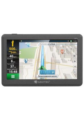 """Навигатор GPS Navitel C500, карта РФ, LCD 5.0"""" 480x272 Touch/CPU MSB2531А 800 MHz/RAM 128Mb/ROM 4Gb/microSD (до 32ГБ)/microUSB/Li-Ion 950 mAh/WindowsCE 6.0/ПО Навител"""