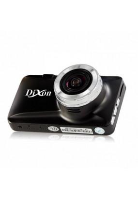 "DVR Dixon F560, 1920x1080i/25 fps, 1280x720p/30 fps, 140°, AVI (H.264), LCD 3.0"", G-сенсор, ИК-подсветка, USB, HDMI, SD (до 32GB), металлический корпус"