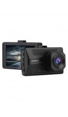 DVR Digma FreeDrive 208 Night FHD черный 2Mpix 1080x1920 1080p 170гр. GP6248A