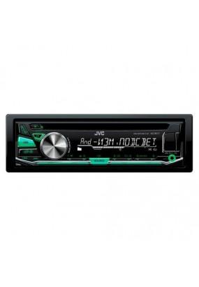 Автомагнитола JVC KD-R577 1DIN 4x50Вт